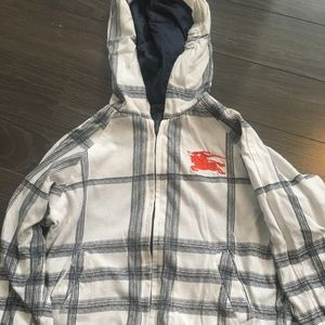 Boys reversible boys jacket